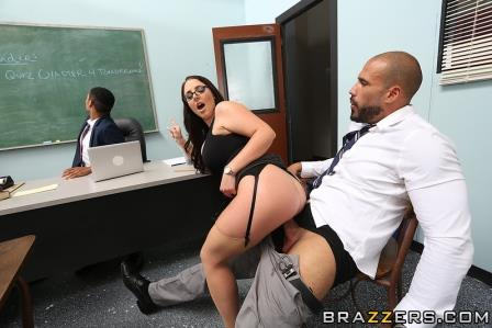 Brazzers – Parent Fucking Teacher Meetings
