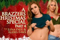 Brazzers - A Brazzers Christmas Special Part 4