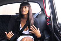 Faketaxi - New Years Ebony is Ready to Party