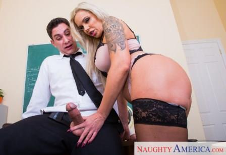 My First Sex Teacher – Nina Elle