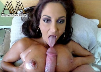 The Ava Addams - Oiled Up