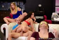 Brazzers - Getting Their Own Facials