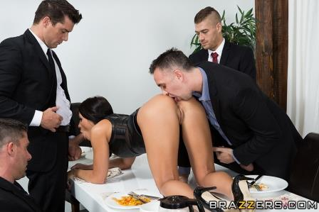 Brazzers - The Dinner Party