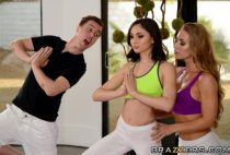 Brazzers - Yoga Freaks Episode Seven