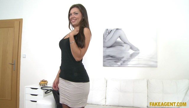 Fake Agent - Milf Fucks Agent on Casting Couch