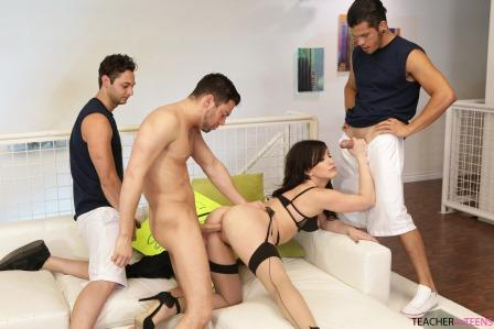 Teacher Fuck Teens – The Whole Team