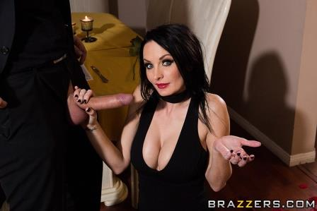 Brazzers - Anal Time For My Valentine