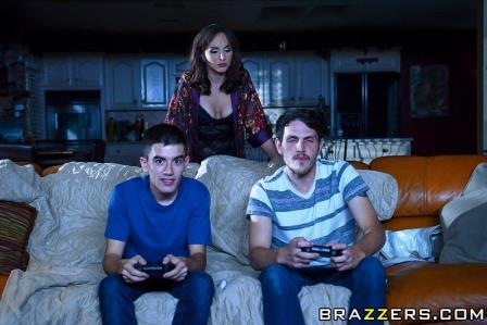 Brazzers Can I Crash And Bang Your Mom?
