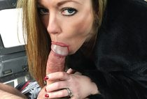 FakeTaxi - Swinger Business MILF Sex Tape