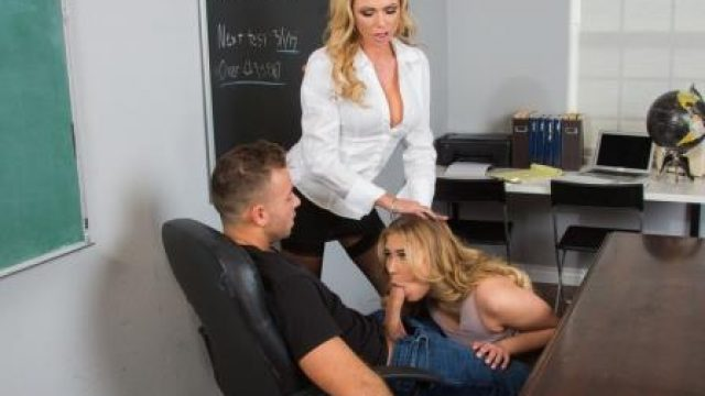 My First Sex Teacher Alyssa Cole Briana Banks