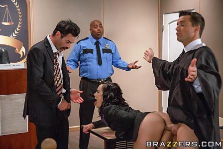 BigButtsLikeItBig Judge Jury And Double Penetrator