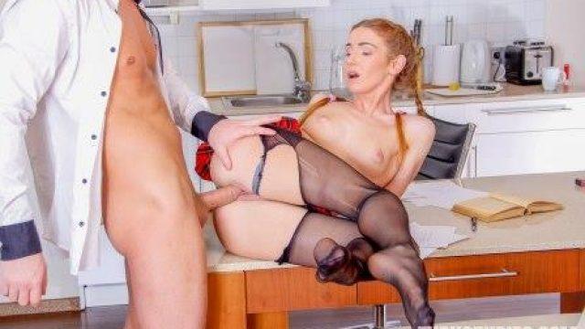 FuckStudies Tutor seduces sexy student