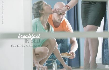 StepMomLessons Breakfast in Bed