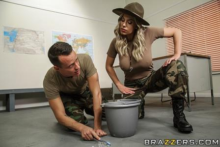 Brazzers The MILF In The Military