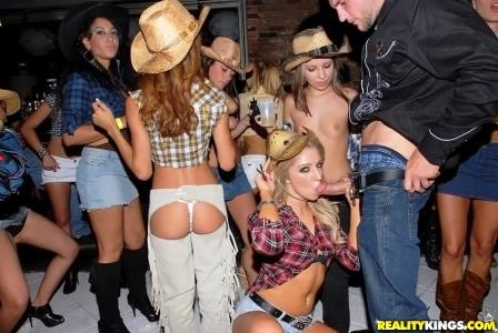 In The VIP Ride Em Cowgirl