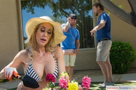My Friend's Hot Mom Brandi Love
