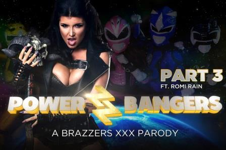 ZZ Series Power Bangers A XXX Parody Part 3