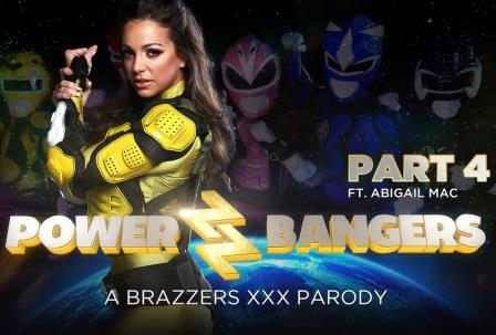 ZZ Series Power Bangers A XXX Parody Part 4