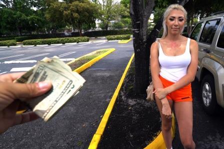 Bangbus Blonde Dumped & Splashed