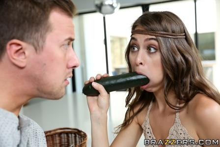 Brazzers Eating Her Peach