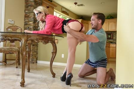 Brazzers Mom's Got A Meeting