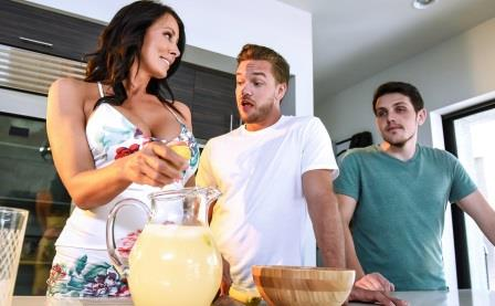 Brazzers Shy Mom's First Squirt