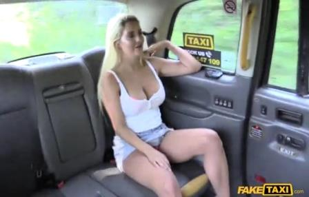 Fake Taxi Deep Anal for Cock Loving Nympho