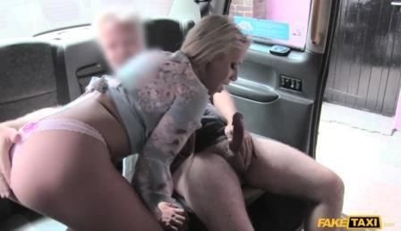 FakeTaxi John Gets A Good Taxi Arse Rimming