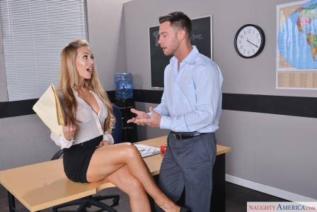 My First Sex Teacher nicole Aninston