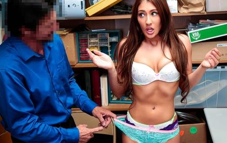 Shoplyfter Davina Davis Case No 33701059