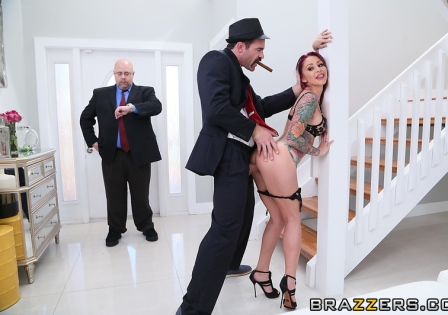 The Don Whacks My Wife's Ass – Brazzers [1 Link] [MEGA]