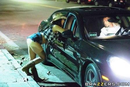 Brazzers Midnight Cowgirl