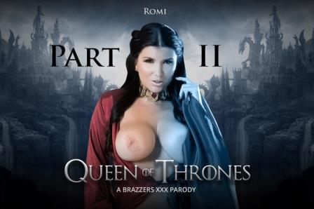 Queen Of Thrones Part 2 A XXX Parody