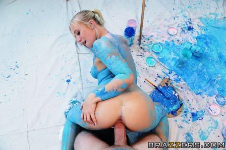 Brazzers Paint Job