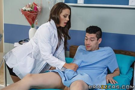 Brazzers White Coat Pink Pussy