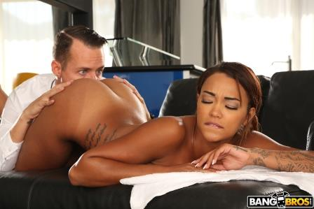 Bangbros Harley Making the Butler's Day