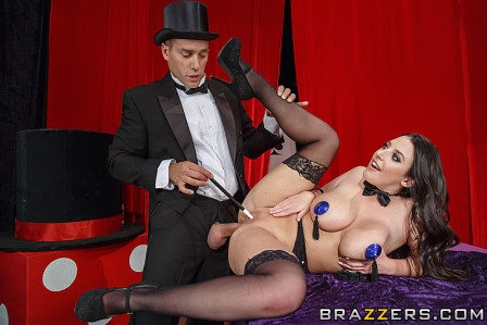 Brazzers The Magician's Ass-istant