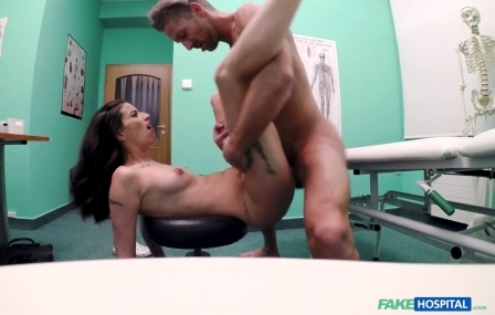 FakeHospital Hard sex after doc frees love balls