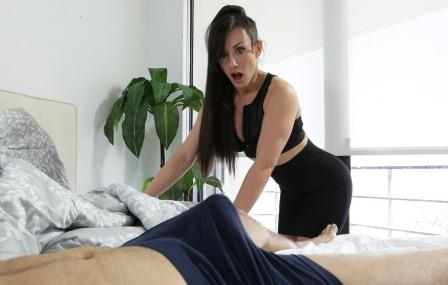 Moms teach Sex Morning Wood