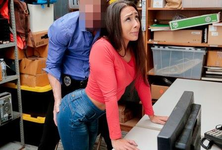 Shoplyfter Lilly Hall Case No 1128285
