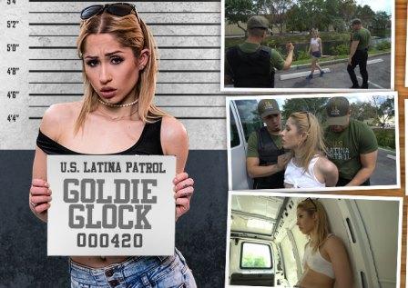 Latina Patrol Goldie Glock