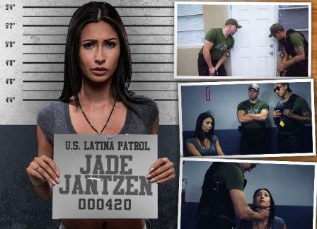Latina Patrol Jade Jantzen