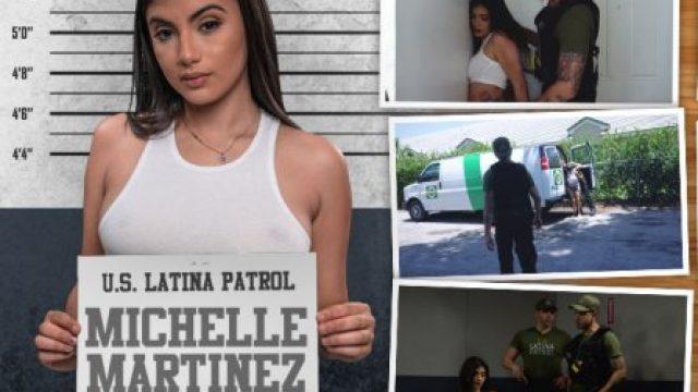 Latina Patrol Michelle Martinez