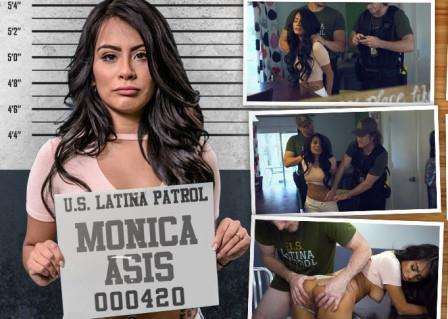 Latina Patrol Monica Asis
