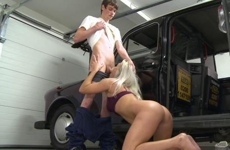 Mechanic gives full sexual service