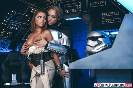 Star Wars The Last Temptation A DP XXX Parody Scene 2
