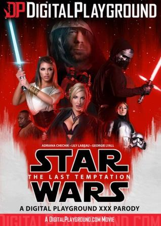 Star Wars The Last Temptation A DP XXX Parody