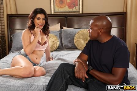 Bangbros Taking Huge Dick Fixes Her Cravings