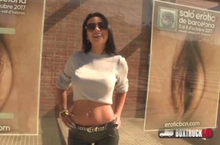 BoxTruckSex Shalina Devine is asked by us for a new job