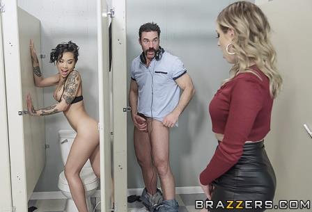 Brazzers Hard Day At Work
